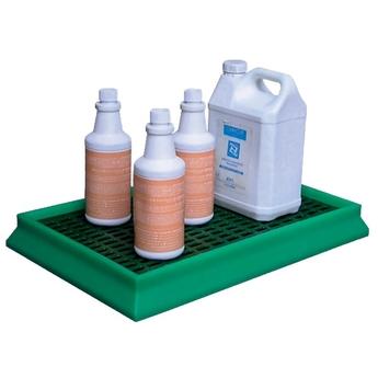 Labor-reten avec caillebotis plastique (polypropylène)