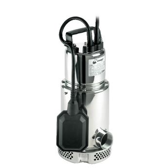 Pompes à eau immergées pour eaux claires ou chargées avec flotteur intégré