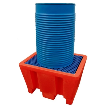Bacs de rétention plastique